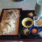 花の蔵 - 料理写真:合いもり(1000円)(2010/12)