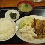 5996795 - 生姜焼き定食