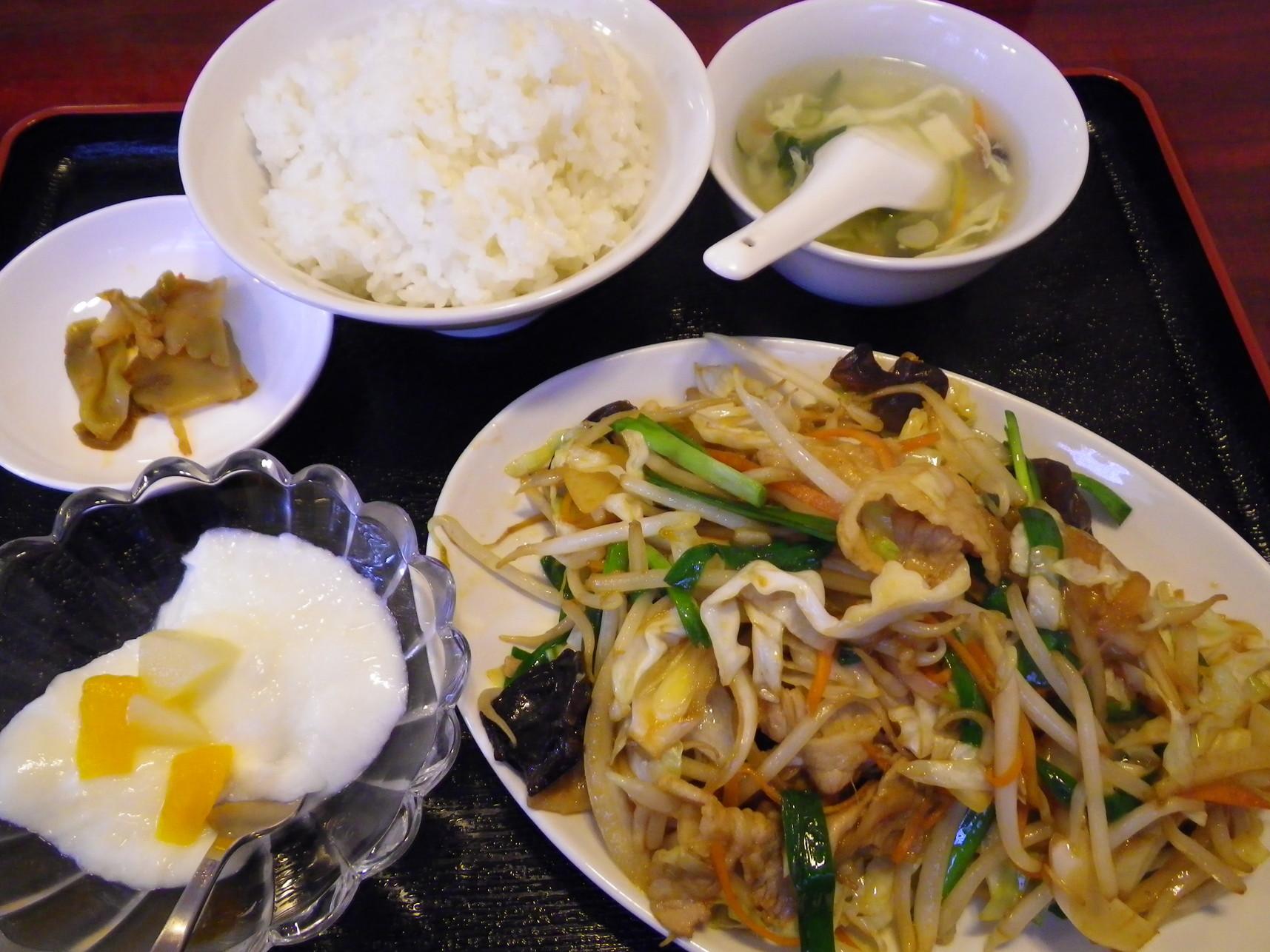 本格中華料理 双龍亭