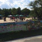 昭和記念公園 バーベキューガーデン -
