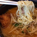てっぺん亭 - 麺~★
