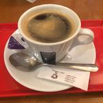 ベルフィオーレカフェ・ビアーレ - レギュラーコーヒーのMサイズ。 税込350円。 美味し。