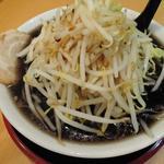 麺屋 多華味 - 料理写真:黒麻油(くろまーゆ)ら~めん