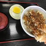 59969660 - 海老天丼1.000円