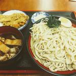 城 - 料理写真:肉汁うどん