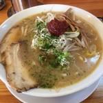 薫風 - 辛豆味噌らーめん ¥870