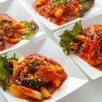韓国料理 bibim' -