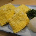 居酒屋 葉牡丹 - 玉子焼(616円)