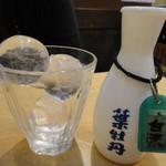 居酒屋 葉牡丹 - さつま白波(一合307円)