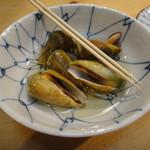 居酒屋 葉牡丹 - ちゃんばら貝(648円)