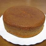 5998625 - 黄色いバターケーキホール