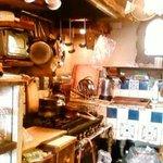 ル・シァレ - キッチン