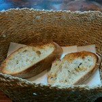 pizzeria felice - 石窯焼きパン