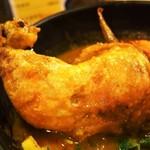 Soup Curry SAMURAI. - 侍スペシャル(パリパリチキン)