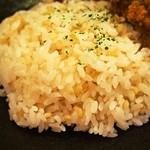 Soup Curry SAMURAI. - 侍スペシャル(ライス)