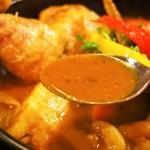 Soup Curry SAMURAI. - 侍スペシャル(スープ:レギュラー)