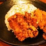 Soup Curry SAMURAI. - 侍スペシャル(ライス&ザンギ)