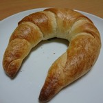 フォンデュ - つのパン(120円)