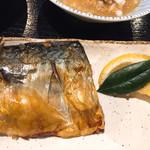 キッチン松 - MATSU定食  790円 塩鯖