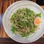 金満軒 - 四川汁なし担々麺(辛さ1) 850円