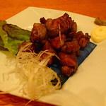 浩司家 - 地鶏あぶり焼き