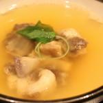 おかき - テールスープ