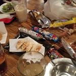 えびす駄菓子バー - うまい棒とチーズ揚げとお酒