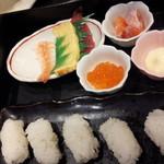 まるさ水産 - 寿司握り