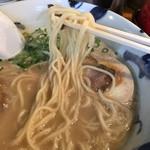 ちんねん亭 - 麺。