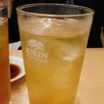 鳳琴樓 - アイスジャスミン茶