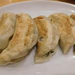 鳳琴樓 - 焼き餃子