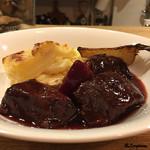 origo - 黒毛和牛の頬肉のワイン煮