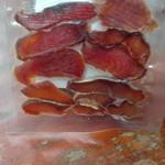 高崎屋本店 - 南部(岩手)の鮭の燻製300円