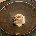 59998023 - 座付(胡麻豆腐・シメジ・クコの実)