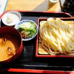 ザ・大将 - 料理写真:冷や汁つけ麺