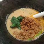 中国四川料理 民 - 担々麵