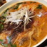 Menyafukutohachi - しび辛麻婆茄子麺