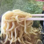 巓 - 麺 リフトアップ