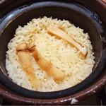 ホテルニューアワジプラザ淡路島 - 松茸ご飯