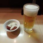 しじみちゃん 札幌駅西口店 - 山かけとマズいビール