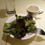 銀座フォワグラ - オリーブオイルと塩のさっぱり味