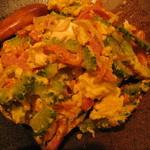 沖縄料理 シーサー - ゴーヤチャンプルー