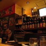沖縄料理 シーサー - 泡盛、古酒たくさん