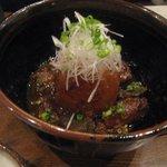 高井戸酒房 Zipangu - 牛すじと大根の辛味煮 680円