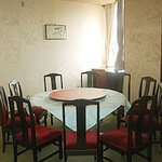 中華四川料理 もりた - 3Fテーブル席 完全個室のお部屋です 12名様までご利用いただけます