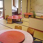 中華四川料理 もりた - 70名様まで収容可能です。可動式の壁により大小個室にもなります