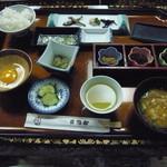 健康の里 杖立温泉 葉隠館 - 朝食