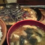 えどや食堂 - 味噌煮込み定食