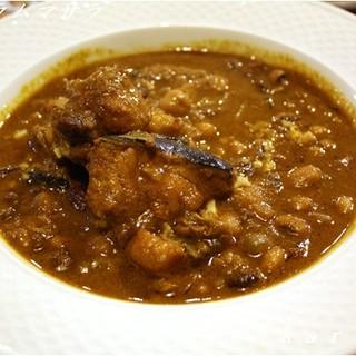 ガラムマサラ - 料理写真:久しぶりのナマズカレー!やっぱり美味しい♪