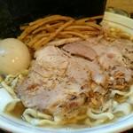 中華そば 葉山 - 料理写真:得のせ、大盛